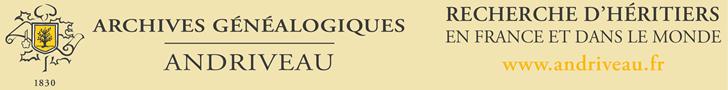 Bannière Andriveau